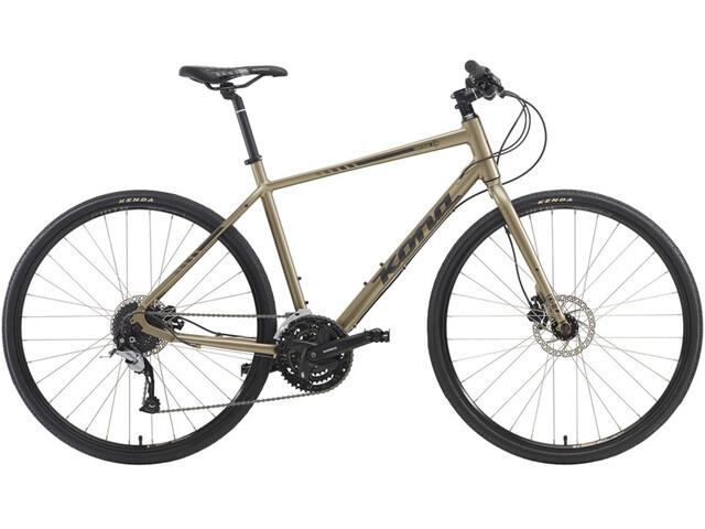 Kona Dew Plus hybridipyörä 2016 , beige